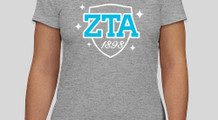 Zeta Tau Alpha Shield