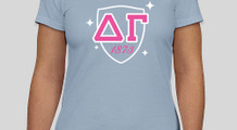 Delta Gamma Shield