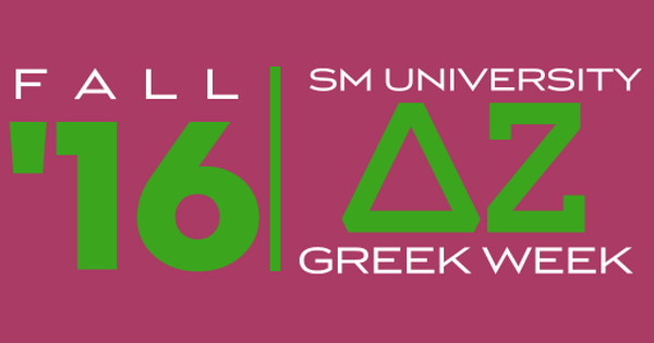 Greek Week- Delta Zeta