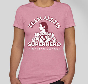 Team Alexis - Superhero
