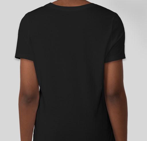 Kaden Fights Cancer Fundraiser - unisex shirt design - back