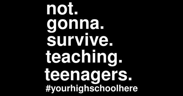 not gonna survive