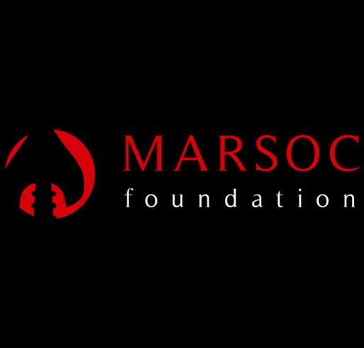 MARSOC Foundation shirt design - zoomed