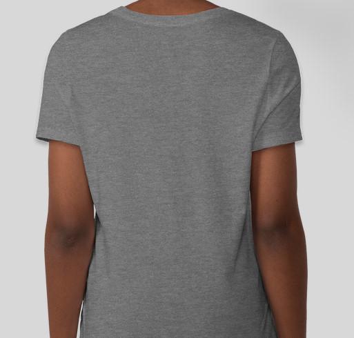 "KBOO ""Sound to Listeners"" Limited Edition Shirt Fundraiser - unisex shirt design - back"