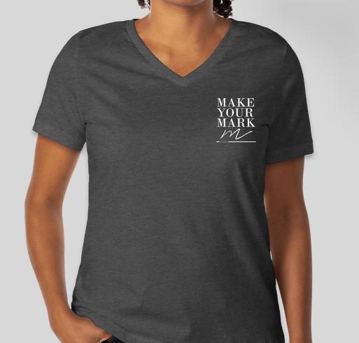 Marked Ministry Goes Non-Profit Fundraiser Fundraiser - unisex shirt design - front