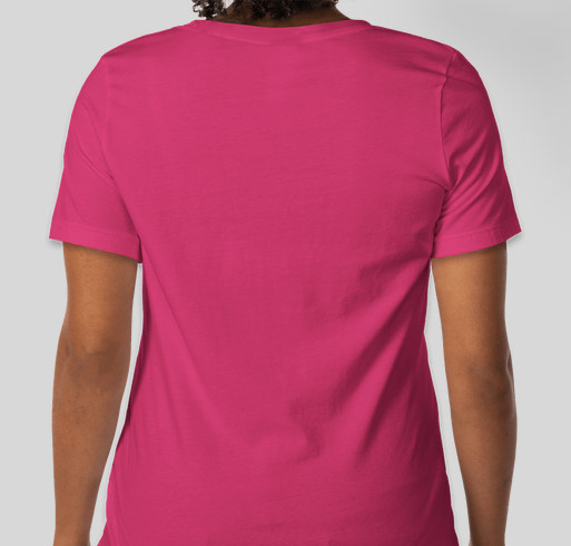 Get Your PAD GIRLS GEAR and Help Us Get to the Gumball 3000 Fundraiser - unisex shirt design - back