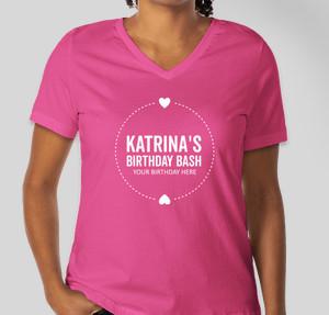 a15813484 Birthday T-Shirt Designs - Designs For Custom Birthday T-Shirts ...