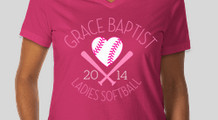 Grace Baptist Softball