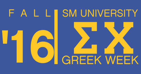 Greek Week- Sigma Chi