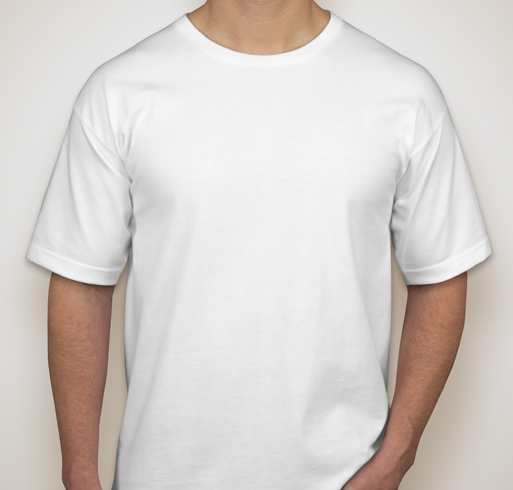 Bayside Lightweight 100% Cotton T-shirt - White
