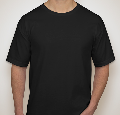 Bayside Lightweight 100% Cotton T-shirt - Black