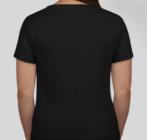 #TeamOctopus T-Shirts Fundraiser - unisex shirt design - back
