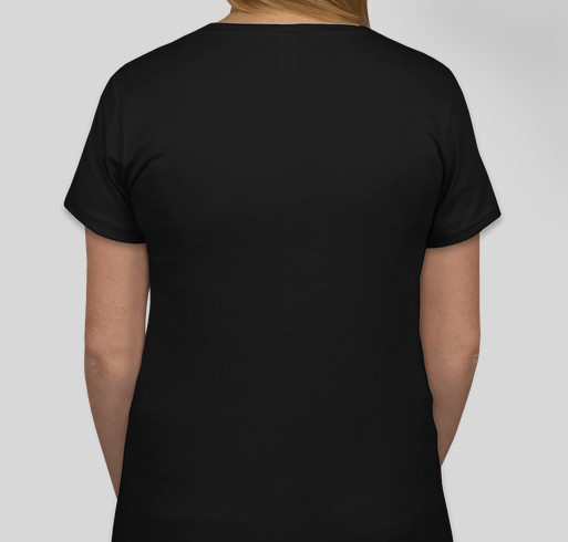 Center for Animal Protection and Education Fundraiser - unisex shirt design - back
