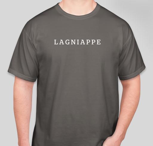 LASM's Summer of Lagniappe T-Shirt Fundraiser - unisex shirt design - front