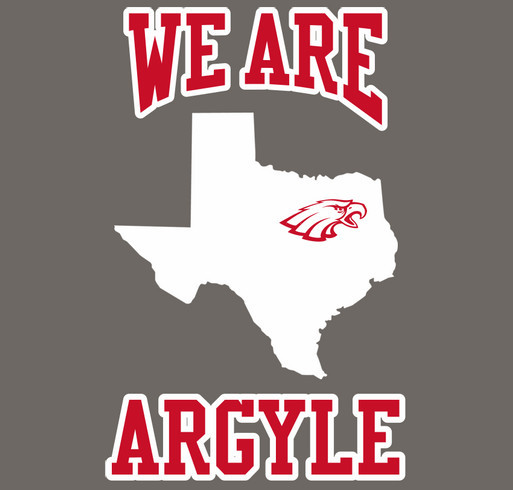 Argyle Middle School PTO Fundraiser shirt design - zoomed