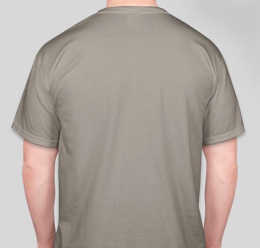 Team Crush Fundraiser - unisex shirt design - back