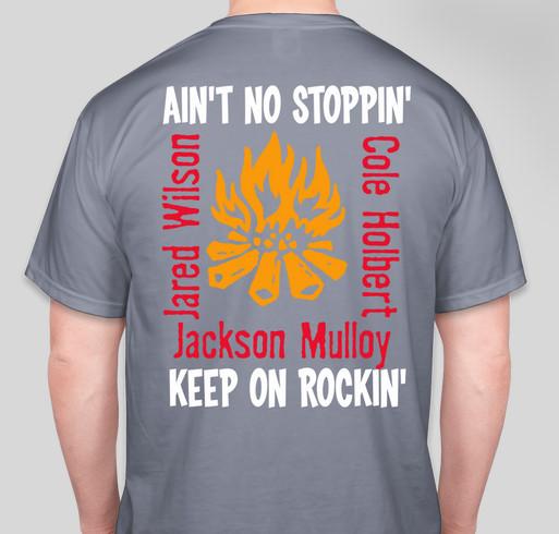 ARCO Strong Fundraiser - unisex shirt design - back