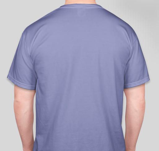SWE Comfort Colors Fundraiser - unisex shirt design - back