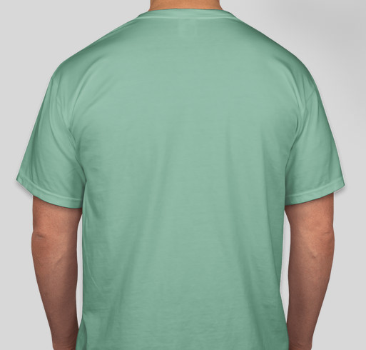 Corgi Clumber Rumble Fundraiser - unisex shirt design - back