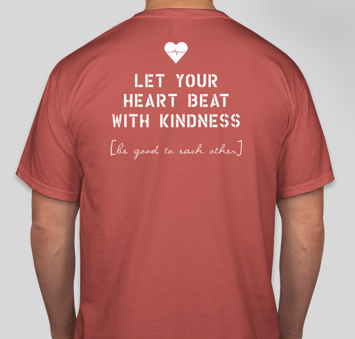 Unite Against Bullying with AnnaSophia Robb Fundraiser - unisex shirt design - back