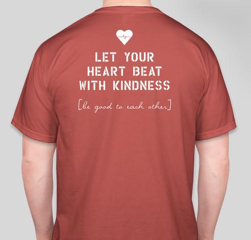Unite Against Bullying with AnnaSophia Robb Fundraiser - unisex shirt design - back