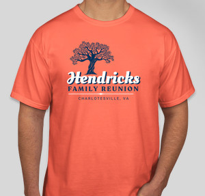Hendricks Family Reunion