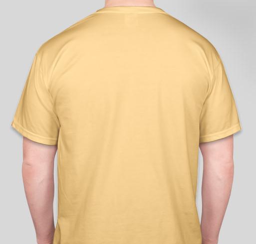 Bowie Yearbook National Journalism Convention in Washington, D.C. Fundraiser - unisex shirt design - back