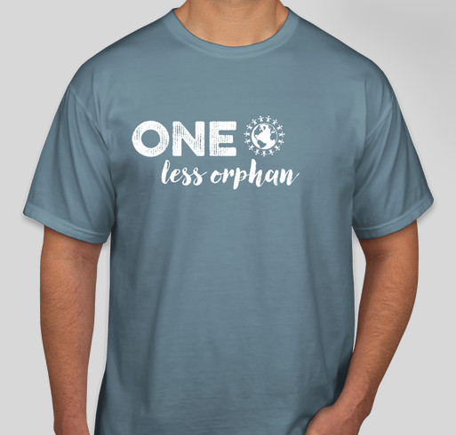 Burundian orphanage needs help! Fundraiser - unisex shirt design - front