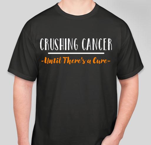 Team Crush Fundraiser - unisex shirt design - front