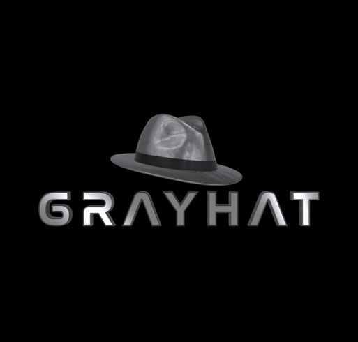 Grayhat 2020 Conference shirt design - zoomed