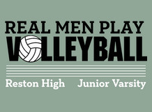 Real Men Play Volleyball