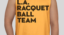 LA Racquet Ball Team