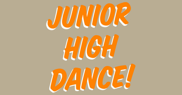 Junior High Dance