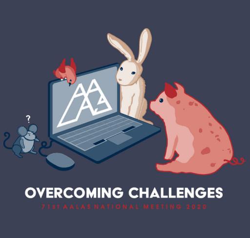 2020 National Meeting T-Shirt/Sweatshirt Fundraiser - unisex shirt design - back