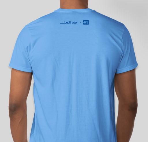 Goats for Good Fundraiser - unisex shirt design - back