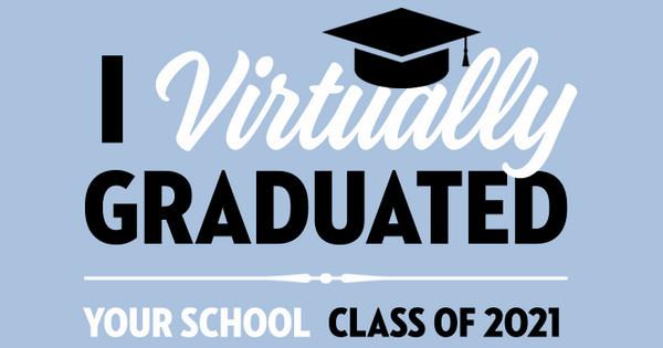 virtually graduated