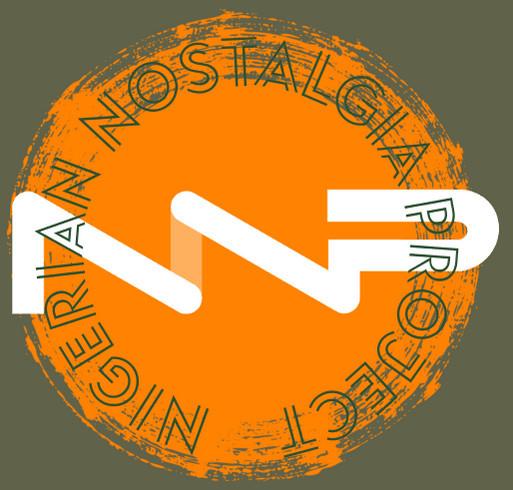 NNP Summer T shirt campaign shirt design - zoomed