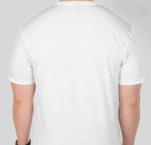 Moose Pass School Fundraiser Fundraiser - unisex shirt design - back