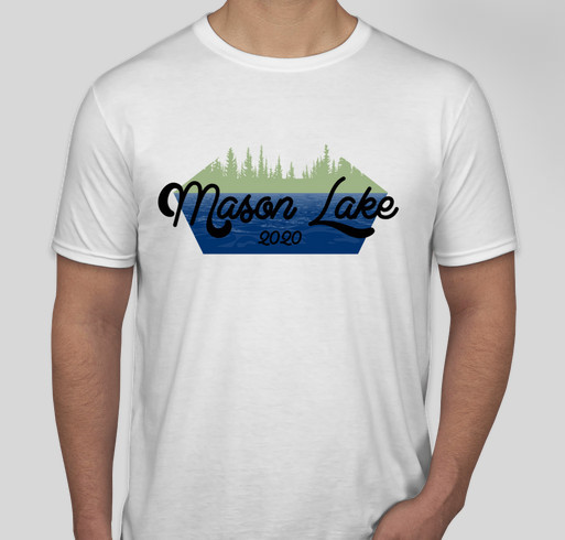 Mason Lake Fireworks Show Apparel Fundraiser - unisex shirt design - small
