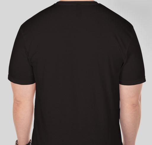 UCI Ultrafest T-shirt Fundraiser Fundraiser - unisex shirt design - back