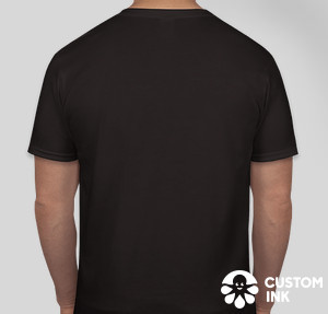 Gildan Softstyle Jersey T-shirt — Black
