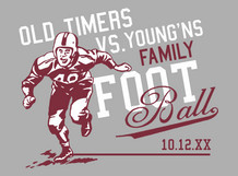 Old vs Young Turkey Bowl