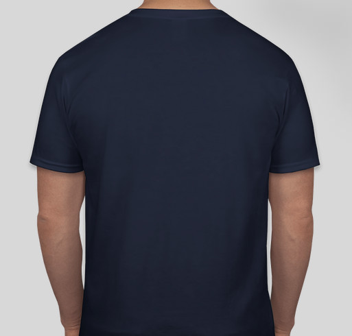 Not Today, MS - 5K Run/Walk Fundraiser - unisex shirt design - back