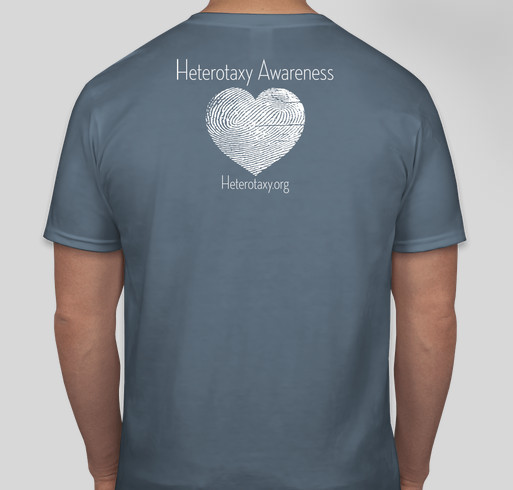 Heterotaxy Awareness T Shirts Custom Ink Fundraising