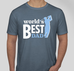 Fathers day t shirt designs designs for custom fathers for Custom t shirts one day delivery