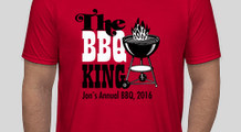The BBQ King