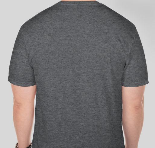 #NorahStrong Fundraiser - unisex shirt design - back