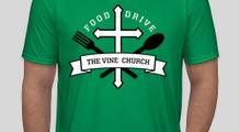 The Vine Food Drive