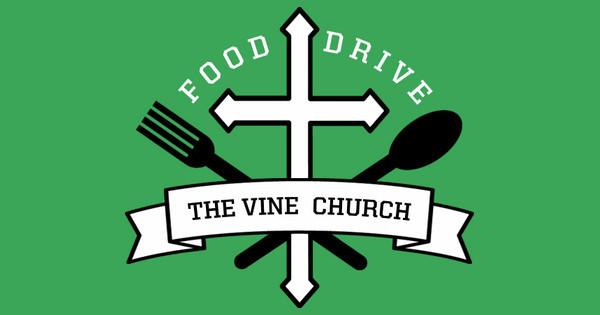 The Vine Food Drive