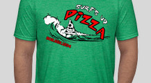 Surf's Up Pizza
